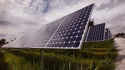 Finike'ye Güneş Enerji Santrali