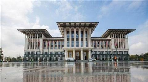 Cumhurbaşkanlığı Sarayı ile İlgili Flaş Karar!
