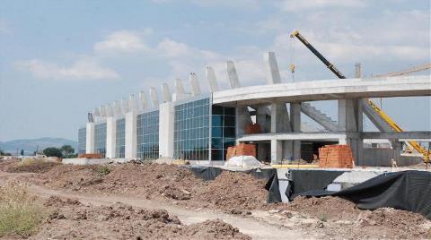 Akhisar Arena için Geri Sayım