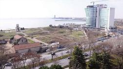 Ataköy'deki Baruthane de Elden Gitti, Topkapı Sarayı Tehlikede!