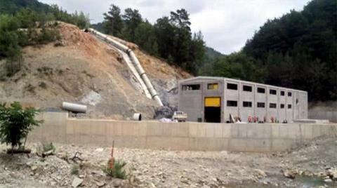 Antalya'da 3 HES'in Yapımını Yargı Durdurdu