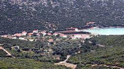 Urla'daki Villalara Durdurma Kararı