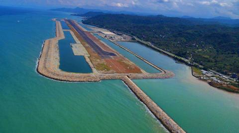 Karadeniz'in Dolgu Havalimanları Bölgeye Turist Çekecek