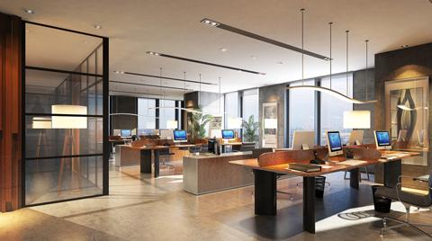 Güneşli'de Yeni Ofis Projesi Yükseliyor
