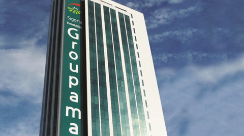 Groupama Plaza'ya Leed Gold Sertifikası Verildi