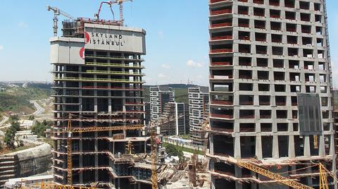 Türkiye'nin En Yüksek Binasına DOKA Çözüm Sunuyor