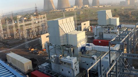 Çalık Enerji'den Gürcistan'a Doğalgaz Çevrim Santrali