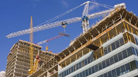 Bina İnşaatı Maliyet Endeksi İkinci Çeyrekte Arttı