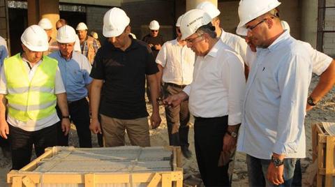 """TOKİ, Göç İdaresi ile """"Mülteci Kampı"""" Kuracak"""
