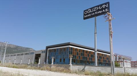 Yeni Fabrikası ile Üretim Kapasitesini Maksimuma Çıkarmayı Amaçlıyor