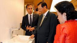 Elginkan'dan Kamboçya'da Yatırım