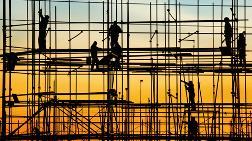 Sektörel Güven Endeksi İnşaatta Düştü