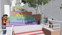 Beyoğlu Belediyesi Cihangir Merdivenleriyle İlgili Açıklama Yaptı