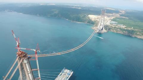 Üçüncü Köprüden Son Görüntüler
