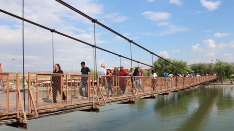 Bu Köprüyü Sallamanın Cezası 88 Lira