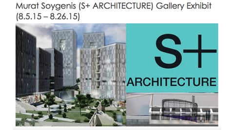 S+ Architecture Sergisi AIA Baltimore'da
