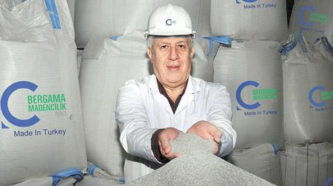 Yeni Milli Maden: Perlit