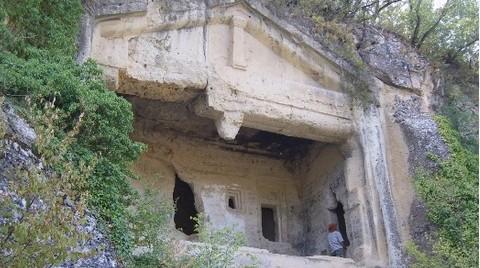Safranbolu'nun Kaya Mezarları Korunacak