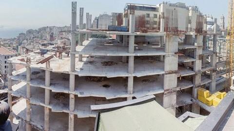 Taksim'de 17 Katlı Otel, Rezidans ve AVM'ye Danıştay da Dur Dedi