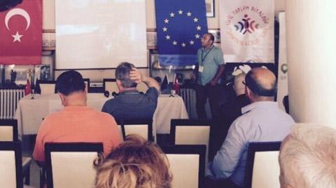 Yerel Medya Ve Çevre Çalıştayı Yapıldı