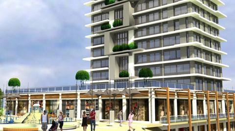 Özyurtlar İnşaat'ın Yeni Projesi: NCadde Agora