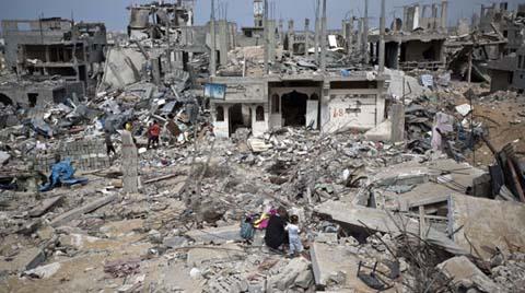Gazze'ye 7 Bin Konut İnşa Edilecek