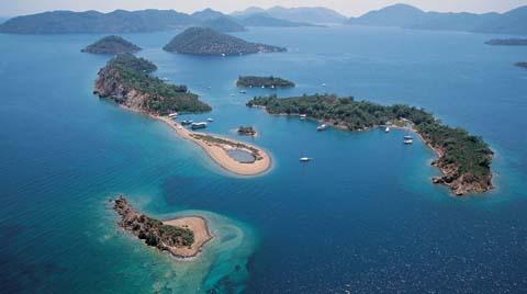 Türkiye'de 18 Ada Satışa Çıkarıldı, Yabancı Yatırımcı Sıraya Girdi