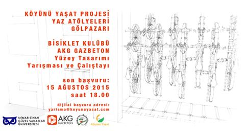 AKG Gazbeton Yüzey Tasarımı Yarışması ve Çalıştayı