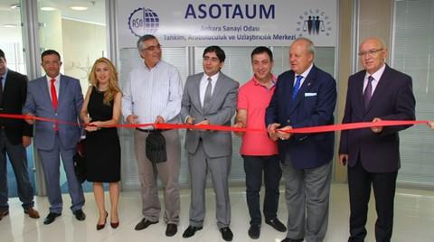 ASO Tahkim, Arabuluculuk ve Uzlaştırıcılık Merkezi Açıldı