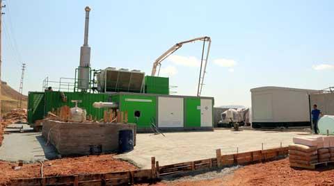Sivas'ta Çöpten Elektrik Üretilecek