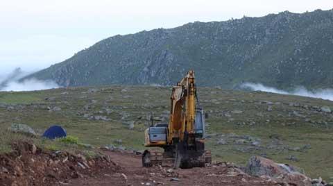 Vatandaşlar Yeşil Yol Projesinin Çevreyi Bozmasından Endişeli