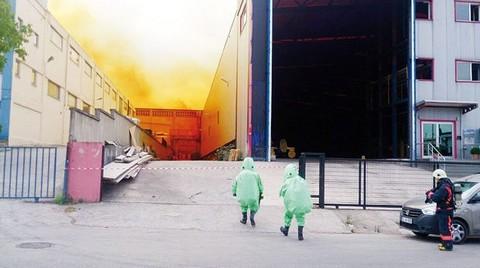 Türkiye Olası Endüstriyel Kazalara Hazır Değil!