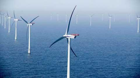 Japonya Dünyanın En Büyük Yüzer Rüzgar Türbinini Kuruyor