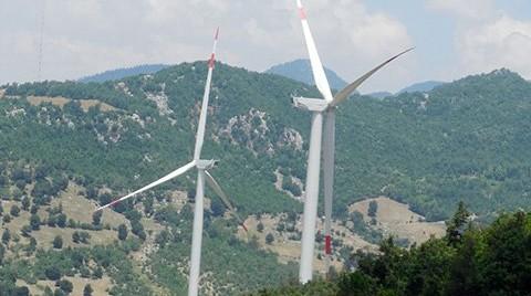 Kahramanmaraş'ın İlk Rüzgar Enerjisi Santralinde Üretim Başladı