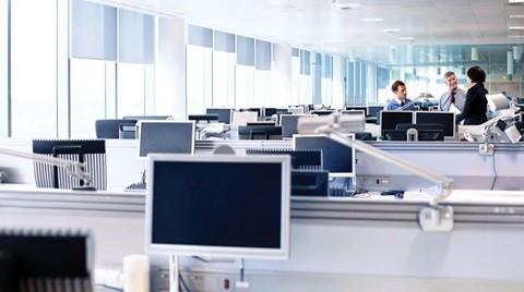 Ofis Pazarı Boşluk Oranları ile Tehlike Sinyali Veriyor