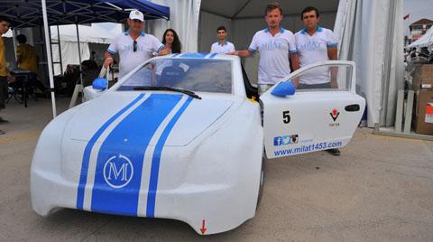 Alternatif Enerjili Araç Yarışları'nda İstanbul Üniversitesi'ne İki Şampiyonluk