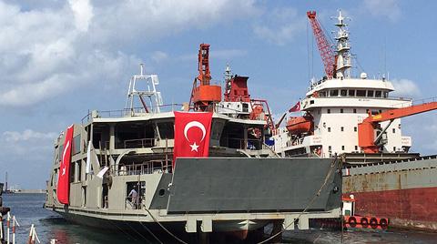 İzmir'de Deniz Ulaşımını Geliştirme Projesi