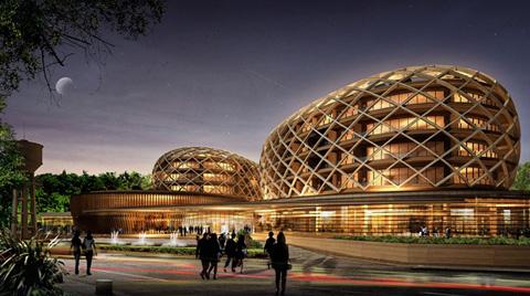 Atatürk'ün Açtığı Fabrika, 250 Odalı Termal Kür Merkezi Olacak