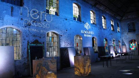 Beykoz Kundura Fabrikası'nda Mermer, Moda ve Sanatla Buluştu