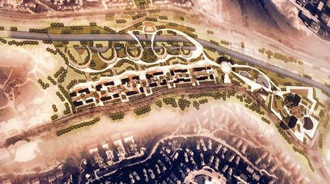 Bahçeşehir'deki Gölet Projesinin Detayları Belli Oldu
