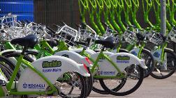 Yerel Yönetimler Bisiklet Paylaşım Sistemlerini Masaya Yatırdı
