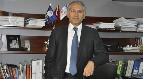 Gaziantep'e 35 Katlı Ofis Kulesi