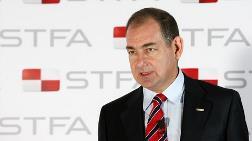 STFA Grubu'nda Yönetim Değişikliği