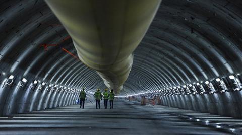 Avrasya Tüneli'nin Denizaltı Bölümünde Son 75 Metre