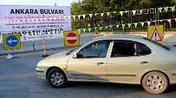 Ve Ankara Bulvarı Trafiğe Kapatıldı