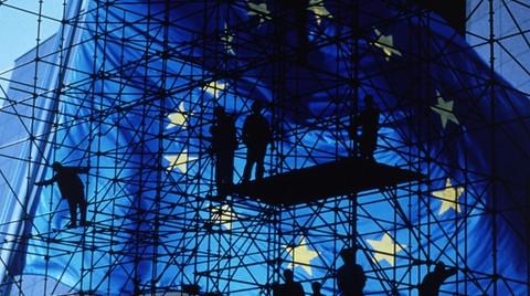 Avrupa'da İnşaat Üretiminde Sert Düşüş
