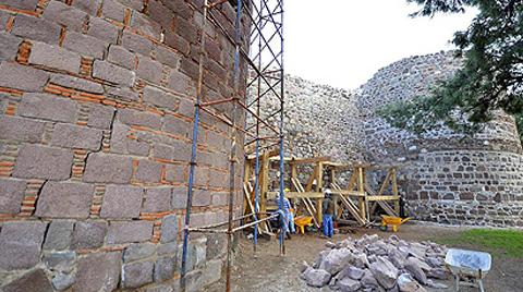 Sur-u Sultani'nin Restorasyonu Başladı