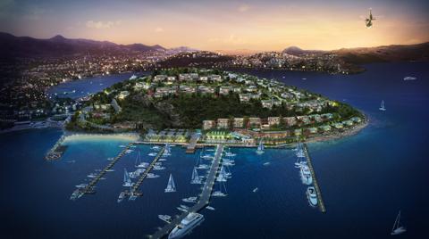 Aksoy Holding'den Bodrum'a Yeni Proje