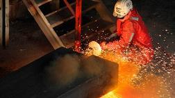 Sanayide İstihdam Yüzde 0,1 Arttı