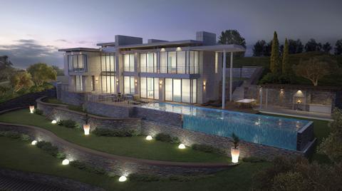Neo Yapı'dan, Bodrum'a Yeşil Bina Adayı Proje